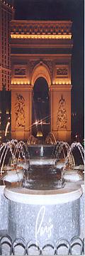 Vegas paris hotel
