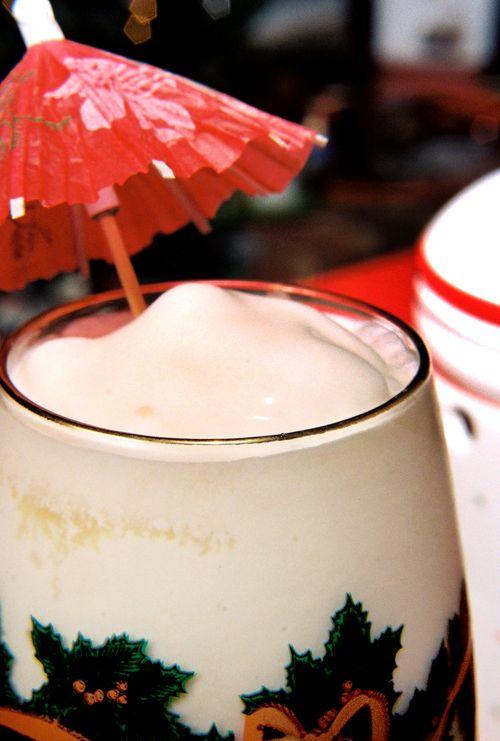 Amaretto milkshake 1