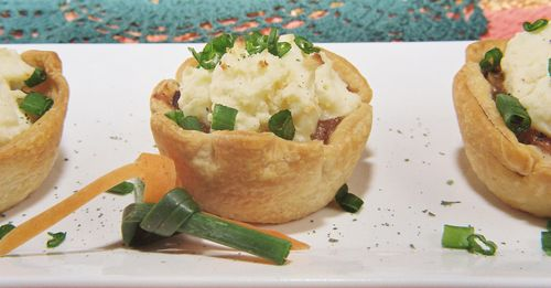 Mini Pot Roast Shepards Pie Tarts 2