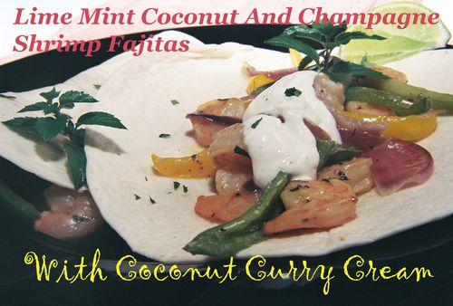 Lime coconut shrimp fajitas 1 copy