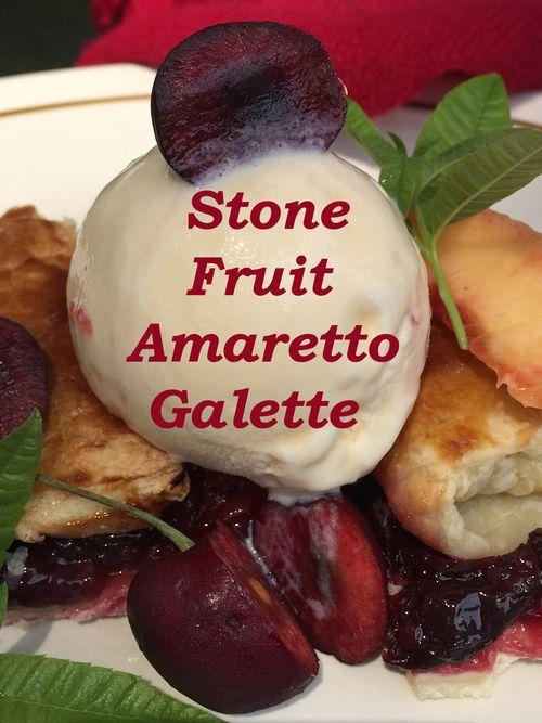 Stone Fruit Galette 11 ret 14.55