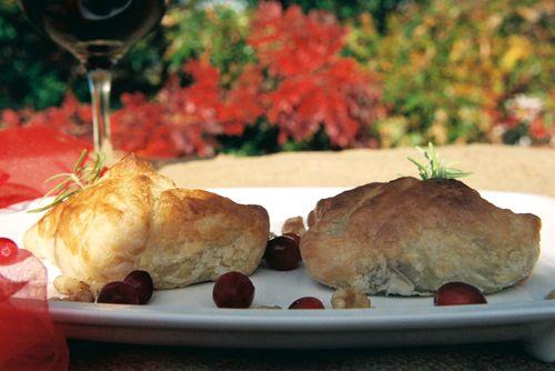 Peppery Steak Cranberry And Walnut Pockets 5