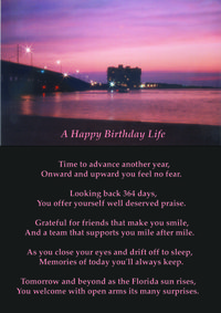 B-day pic and poem copy