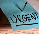 Urgent note 26