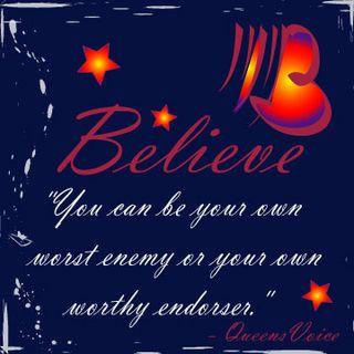 Belief graphic