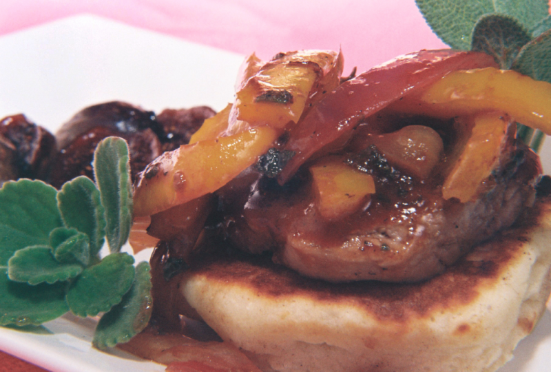 Brandy Plum Pork Tenderloin 24